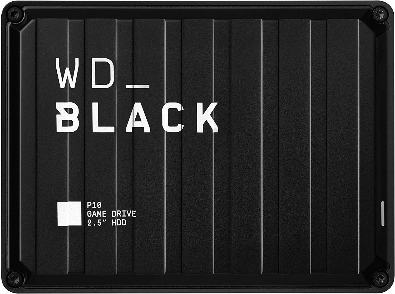 WD_Black 2TB P10 Game Drive