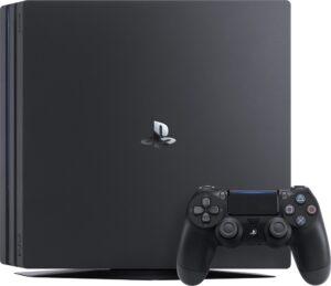 ps4 pro console 1tb