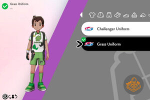 How to change uniform - Pokemon Sword and Shield