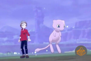 How to get Mew in Pokemon Sword and Shield