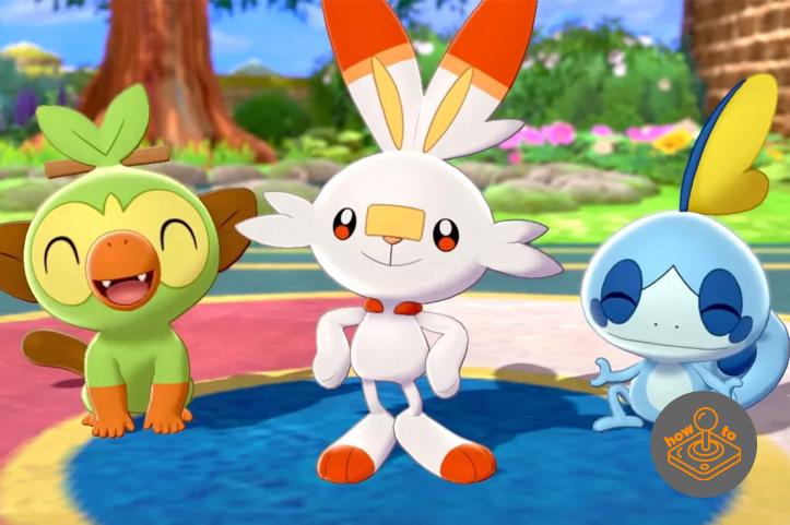 How to restart Pokemon Sword and Shield