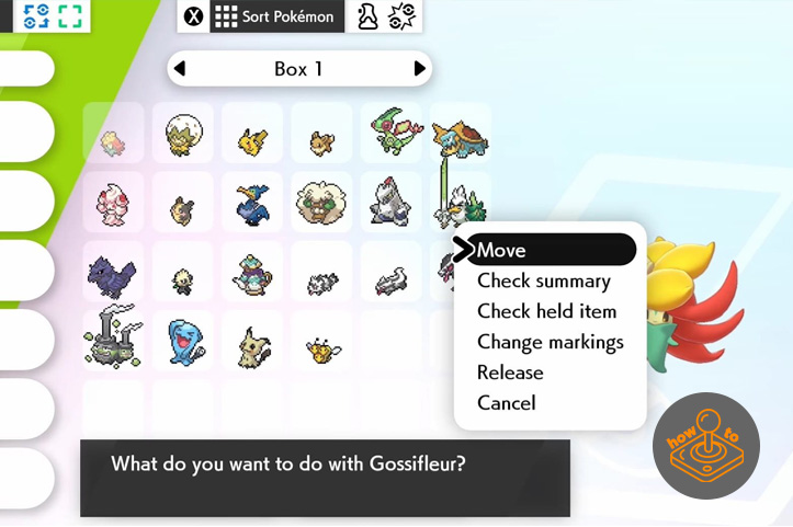 How to use Pokemon box link in Pokemon Sword and Shield