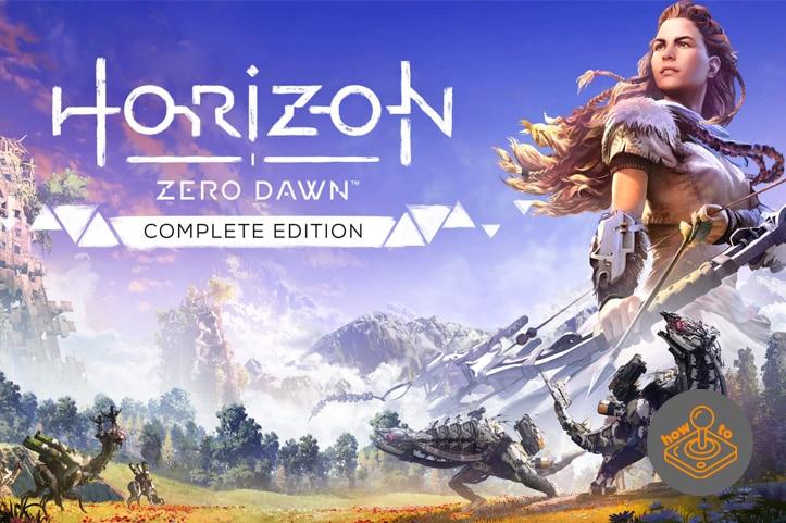 Horizon Zero Dawn launches on PC August 7th