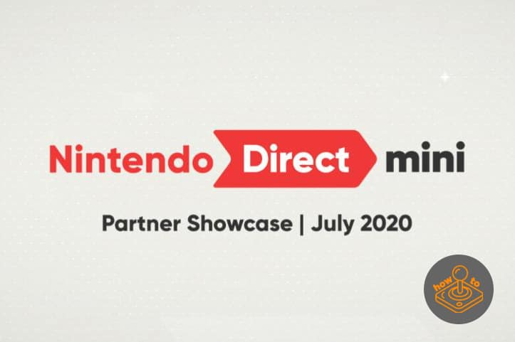 Nintendo Direct Mini Partner Showcase is happening...today