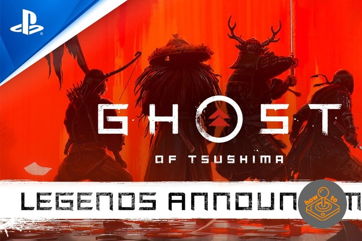 Ghost of Tsushima Legends a new online co-op available this fall