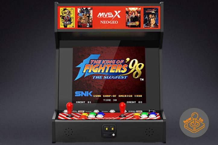 NEOGEO Home Arcade System to release in North America