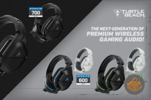 Turtle Beach announce new generation Stealth 700 and Stealth 600 gaming headsets