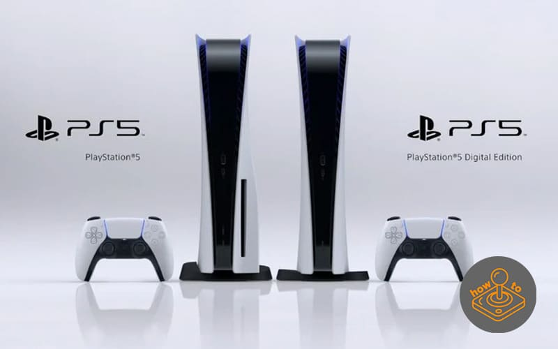 ps5 and digital edition consoles