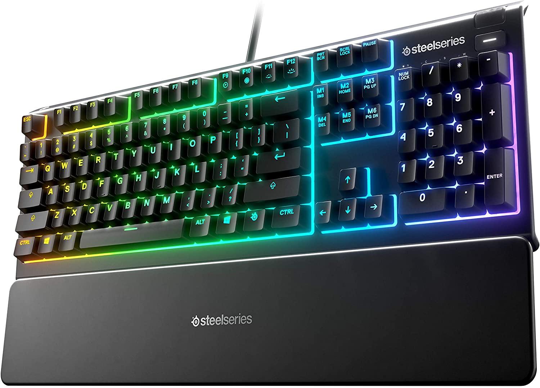 SteelSeries Apex 3 RGB Gaming Keyboard
