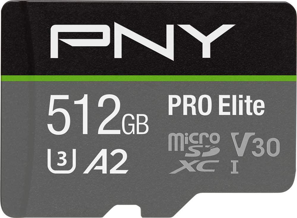 PNY 512GB PRO Elite